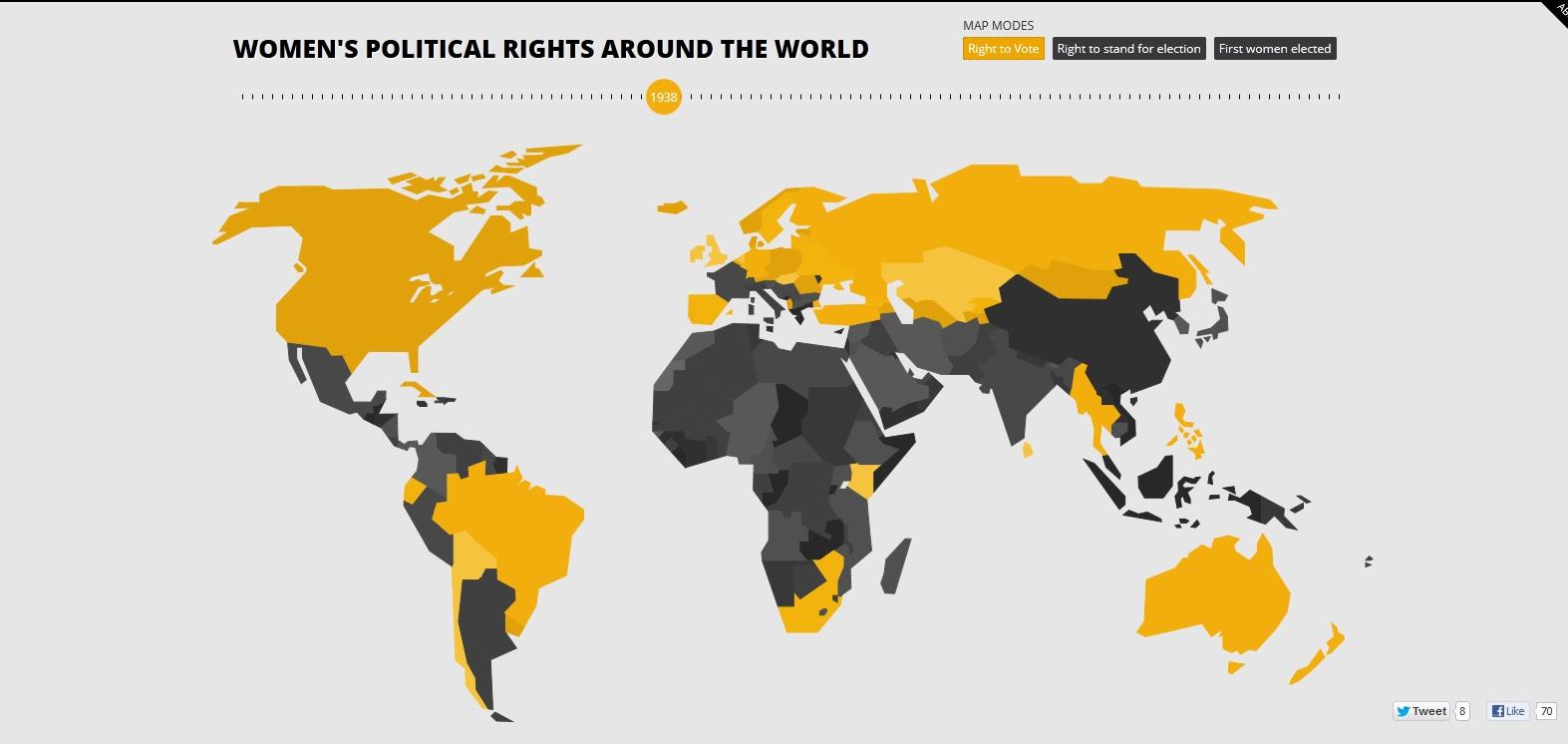 diritti delle donne nel mondo