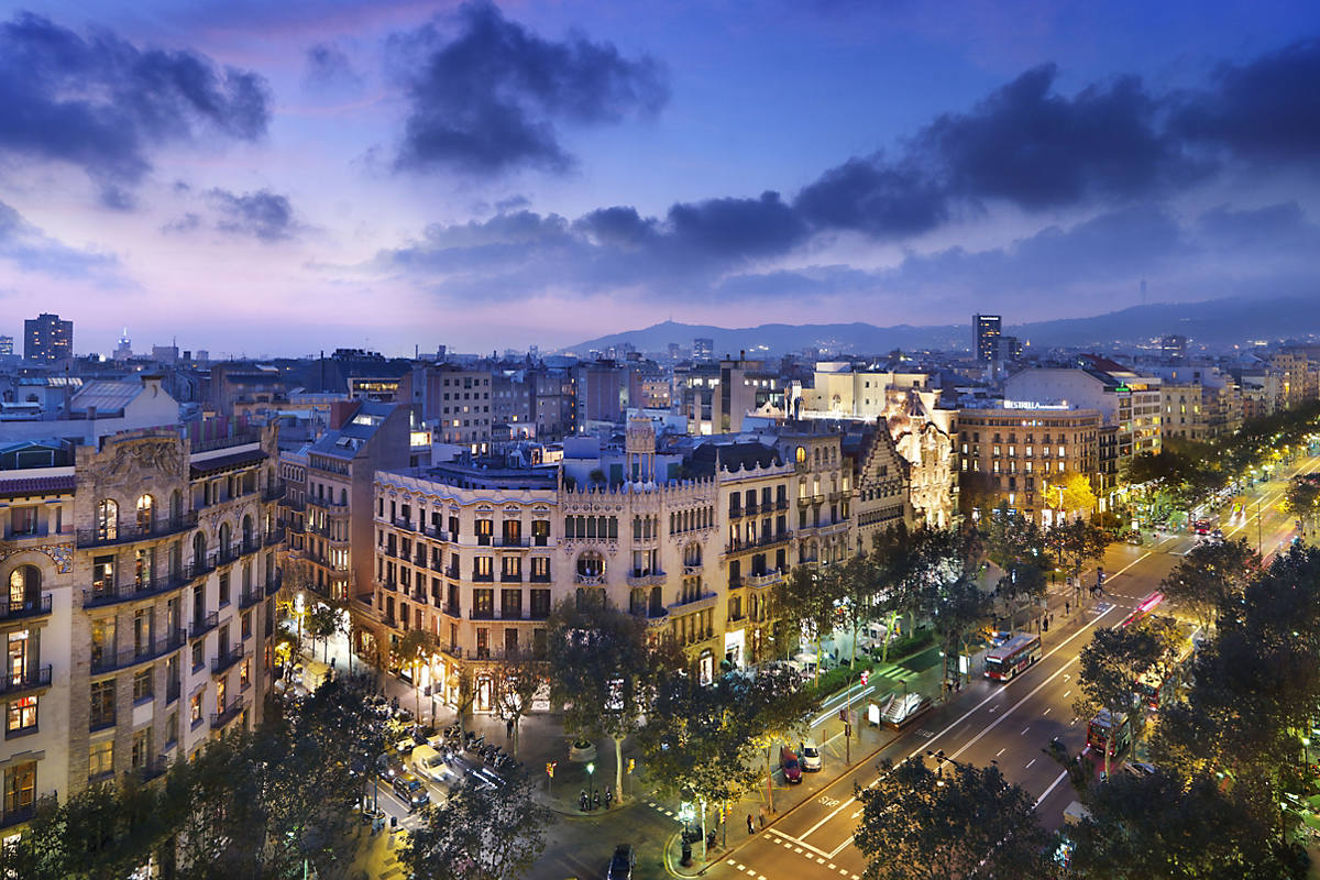Scrittori a Barcellona