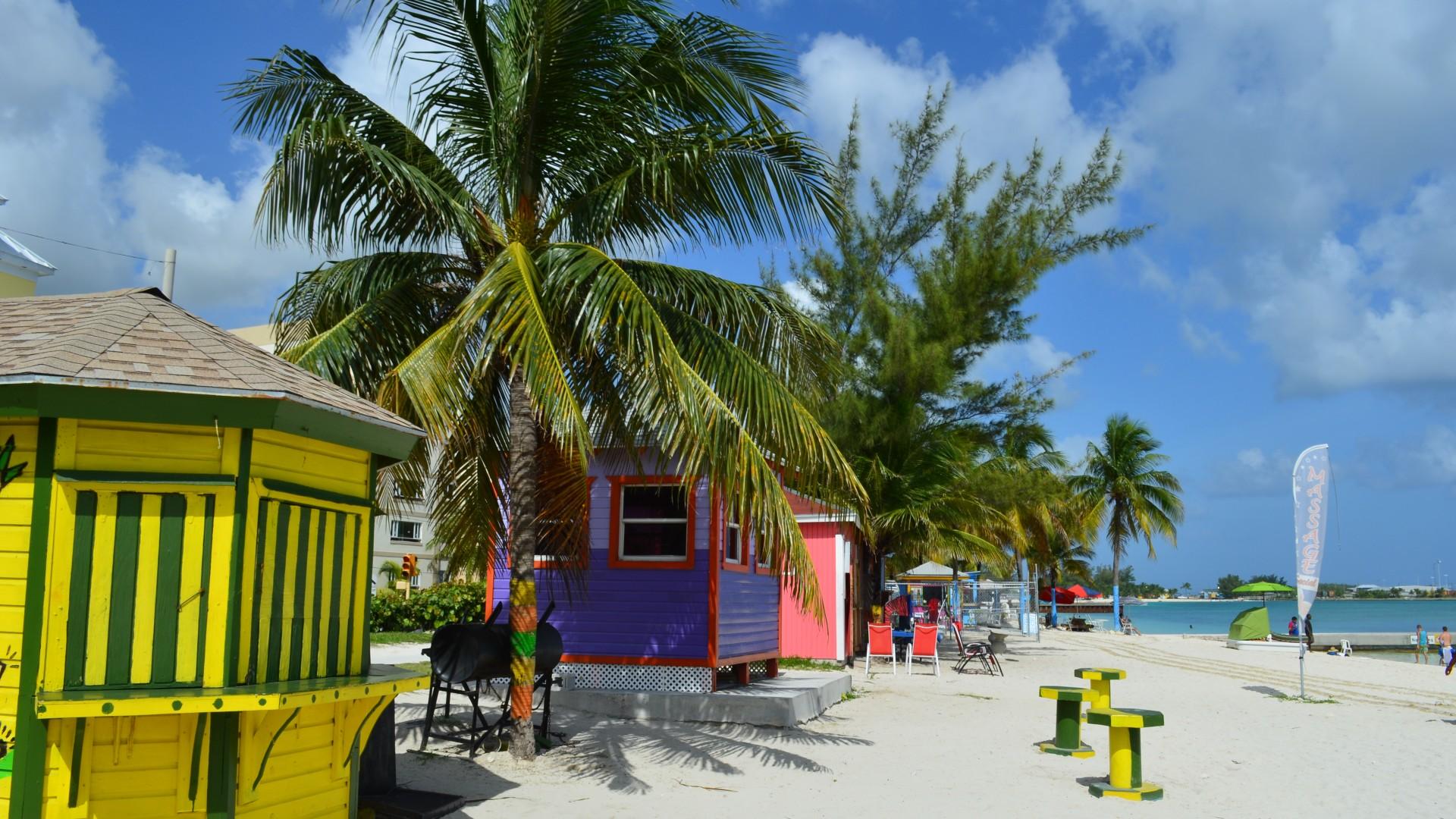 lavorare ai caraibi
