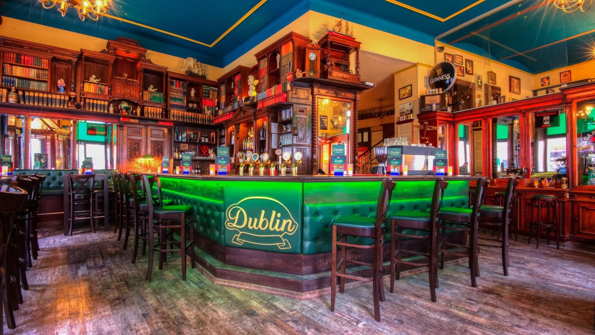 vivere a Dublino