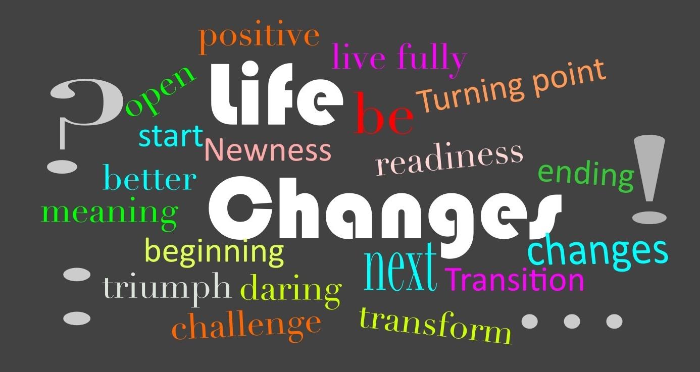 cambiare vita cosa fare