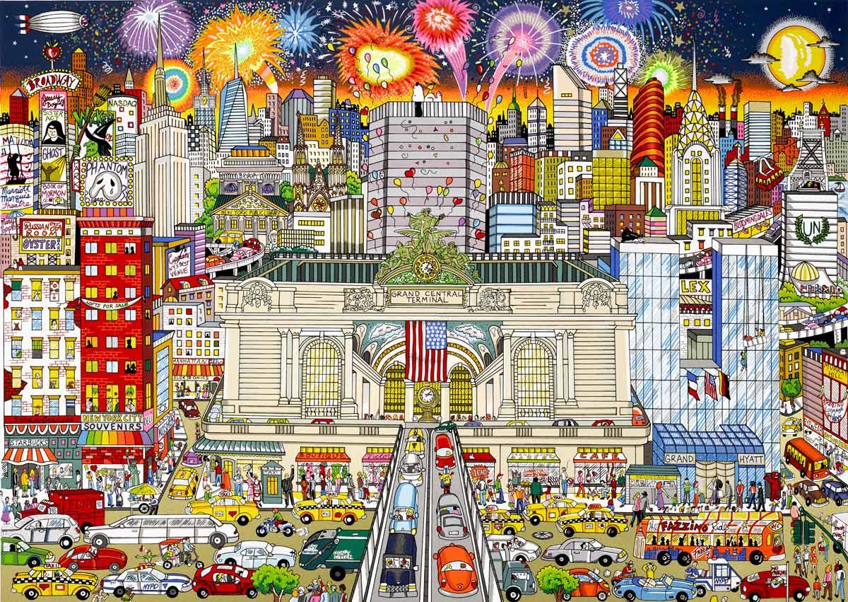 luoghi d'arte e mostre a New York