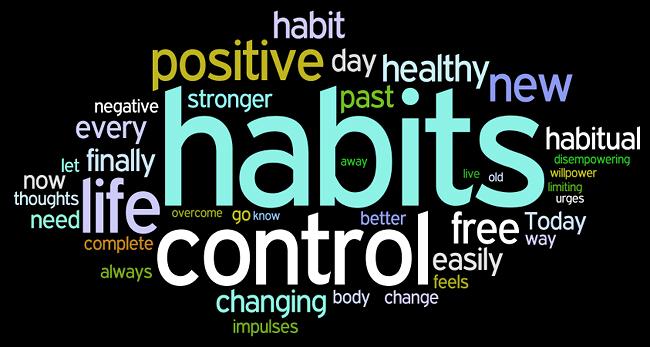 abitudini e vita nuova