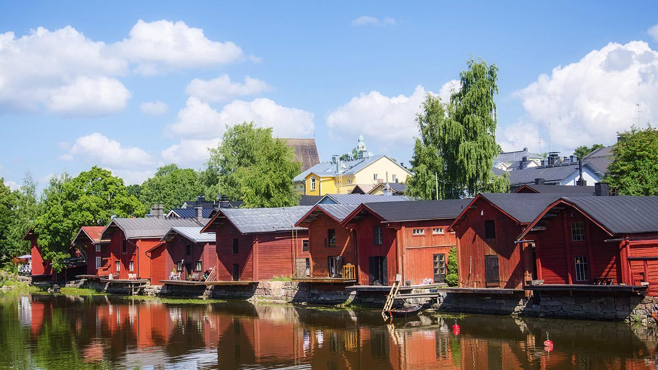 trasferirsi a vivere e lavorare in finlandia