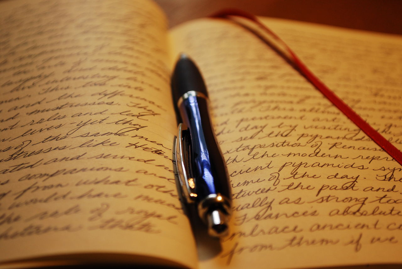 tenere un diario