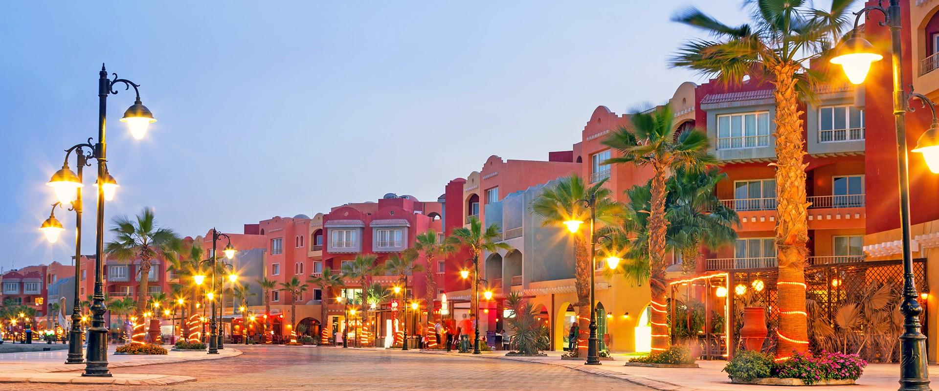 Trasferirsi a vivere ad Hurghada