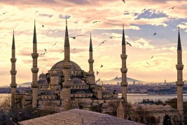 in pensione in turchia