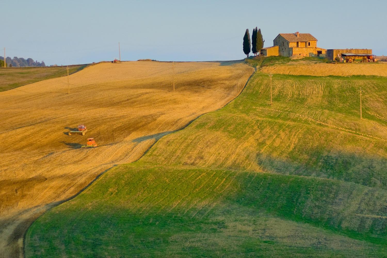 Viaggiare in Italia in bici
