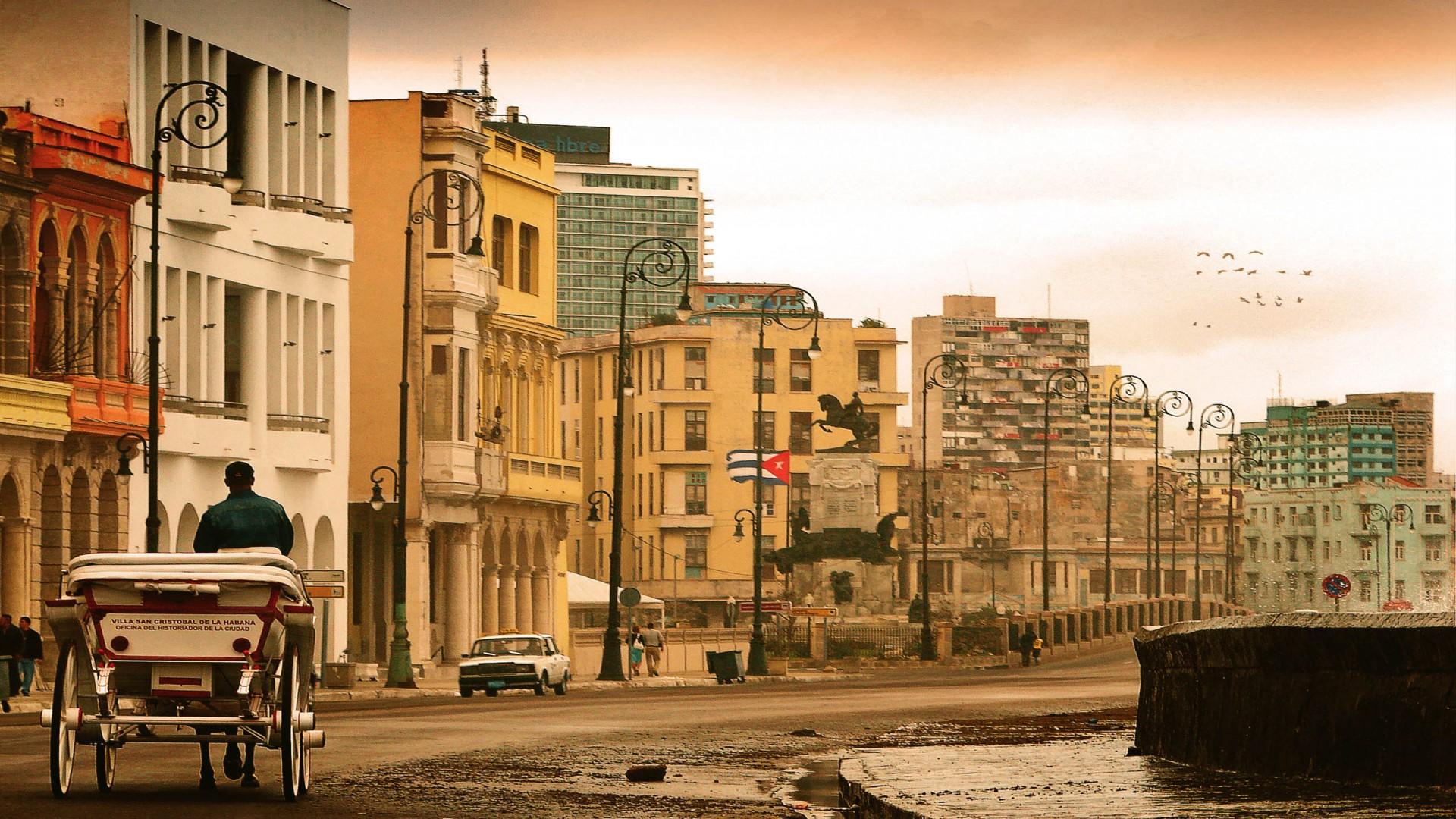 andare a vivere a Cuba