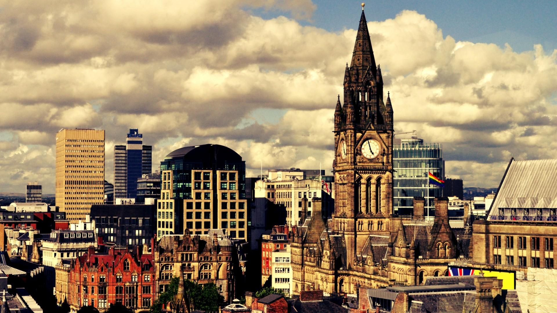 Trasferirsi a vivere a Manchester