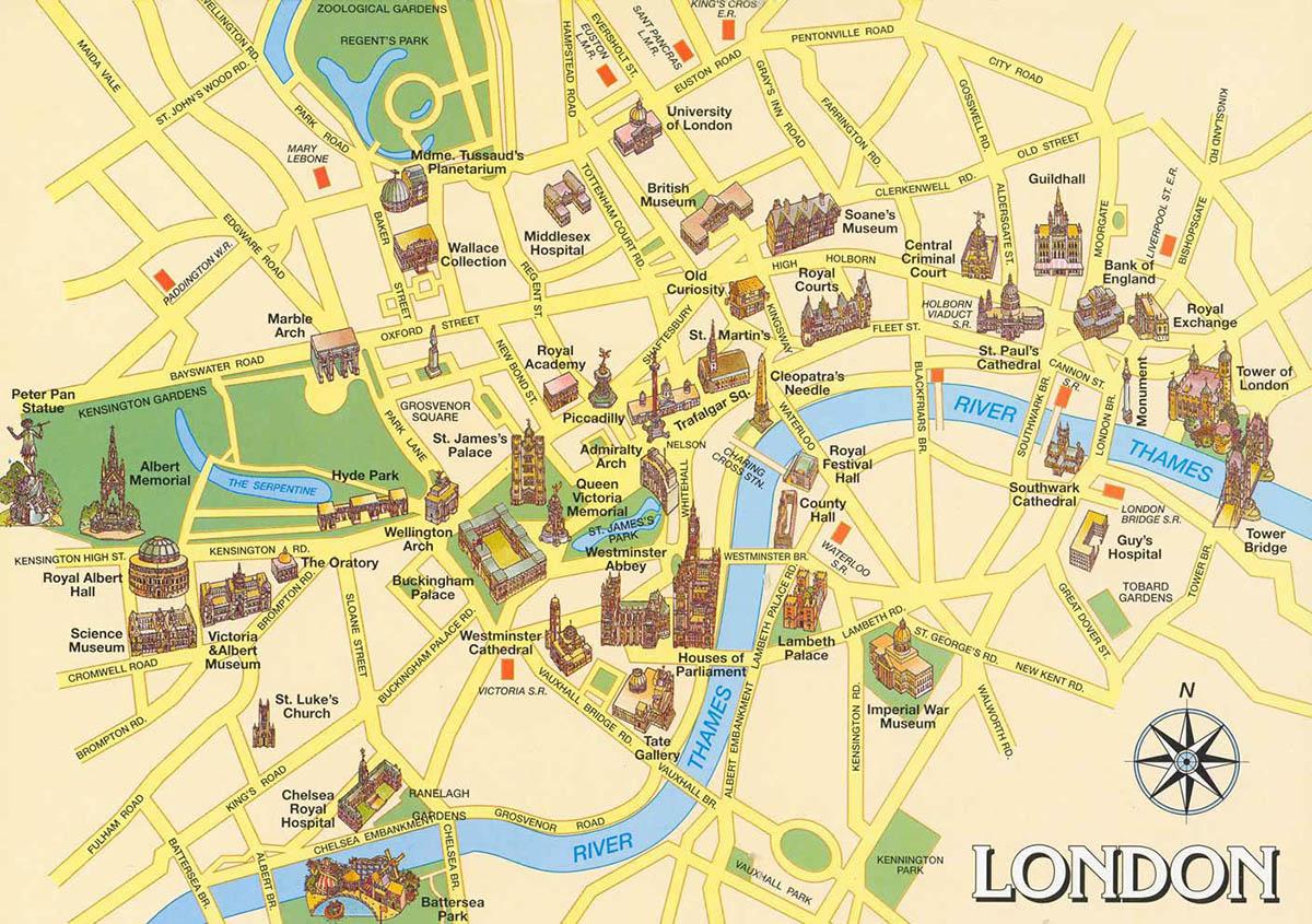 Lavorare a Londra nel turismo