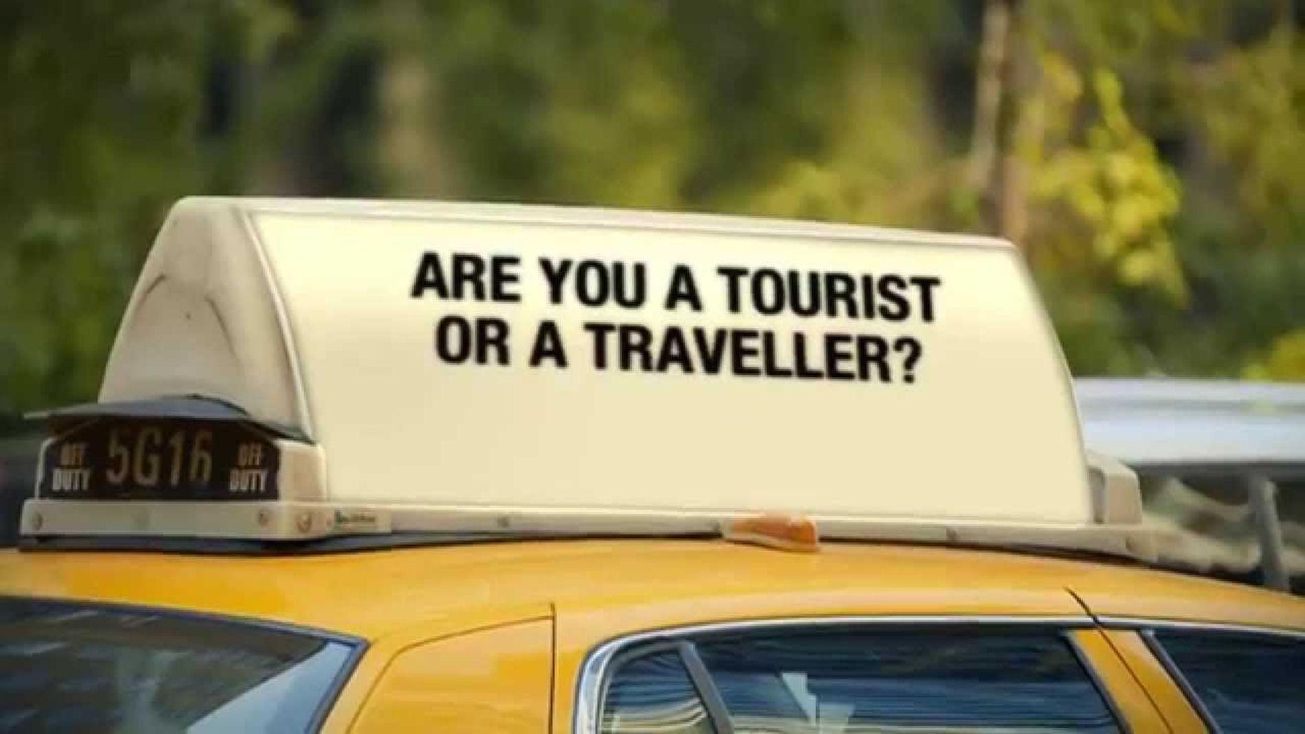 turisti e viaggiatori
