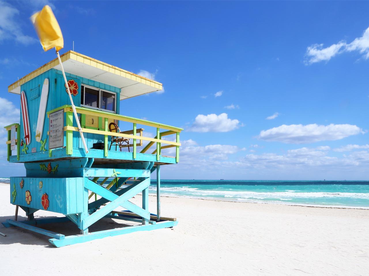 trasferirsi a Miami Beach
