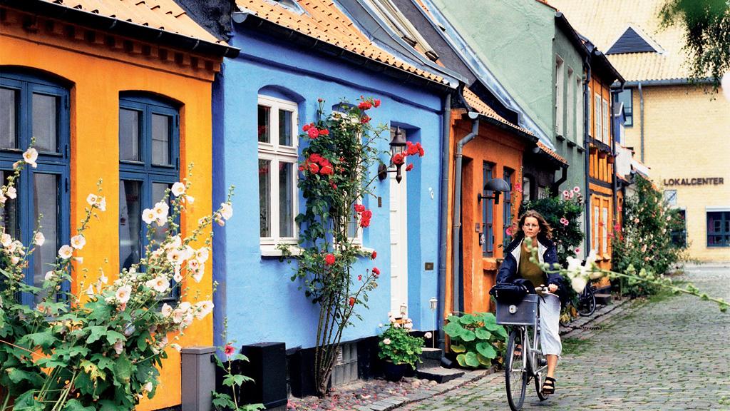 trasferirsi in Danimarca