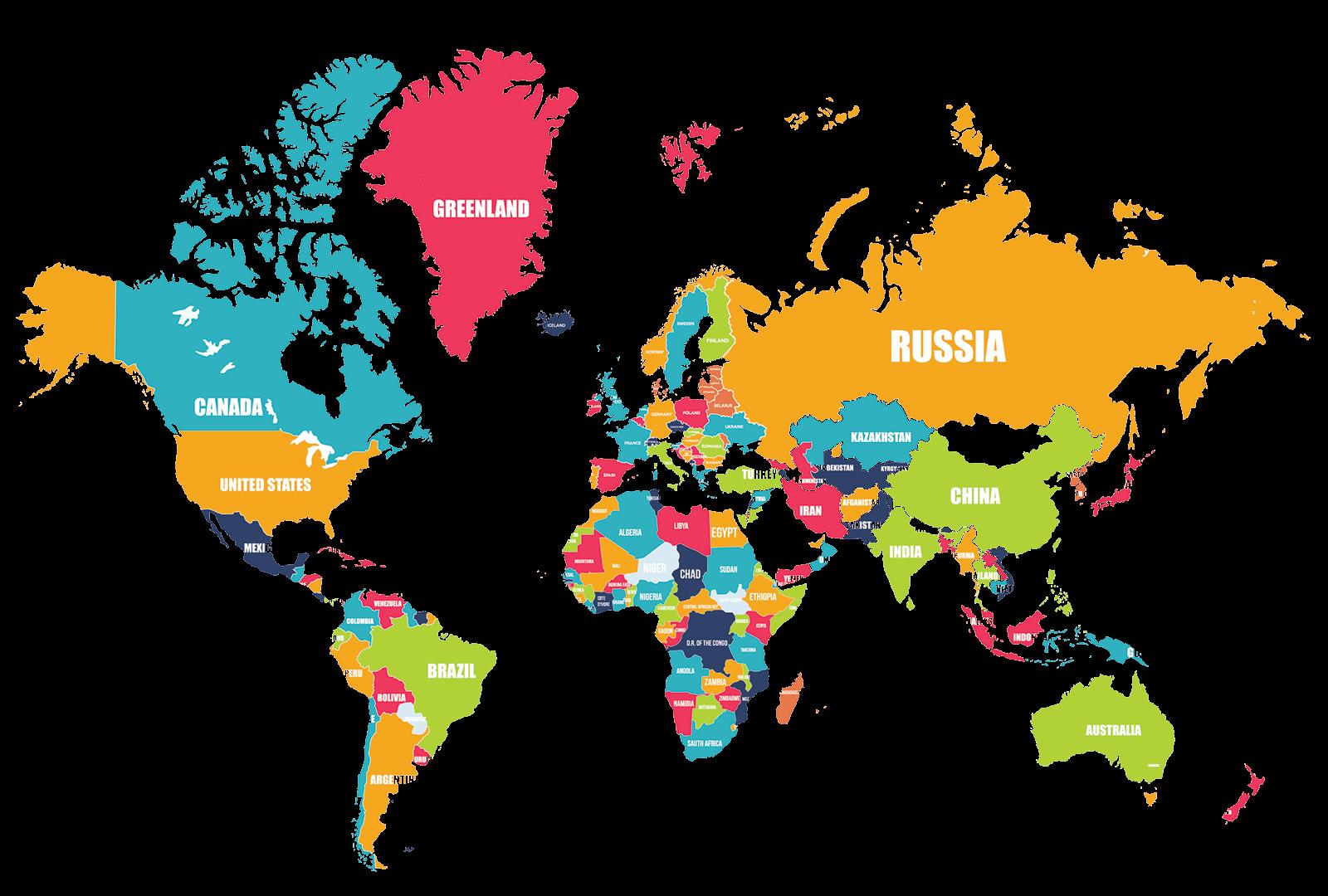 i paesi migliori