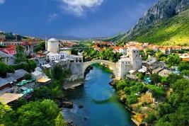 vivere in Bosnia