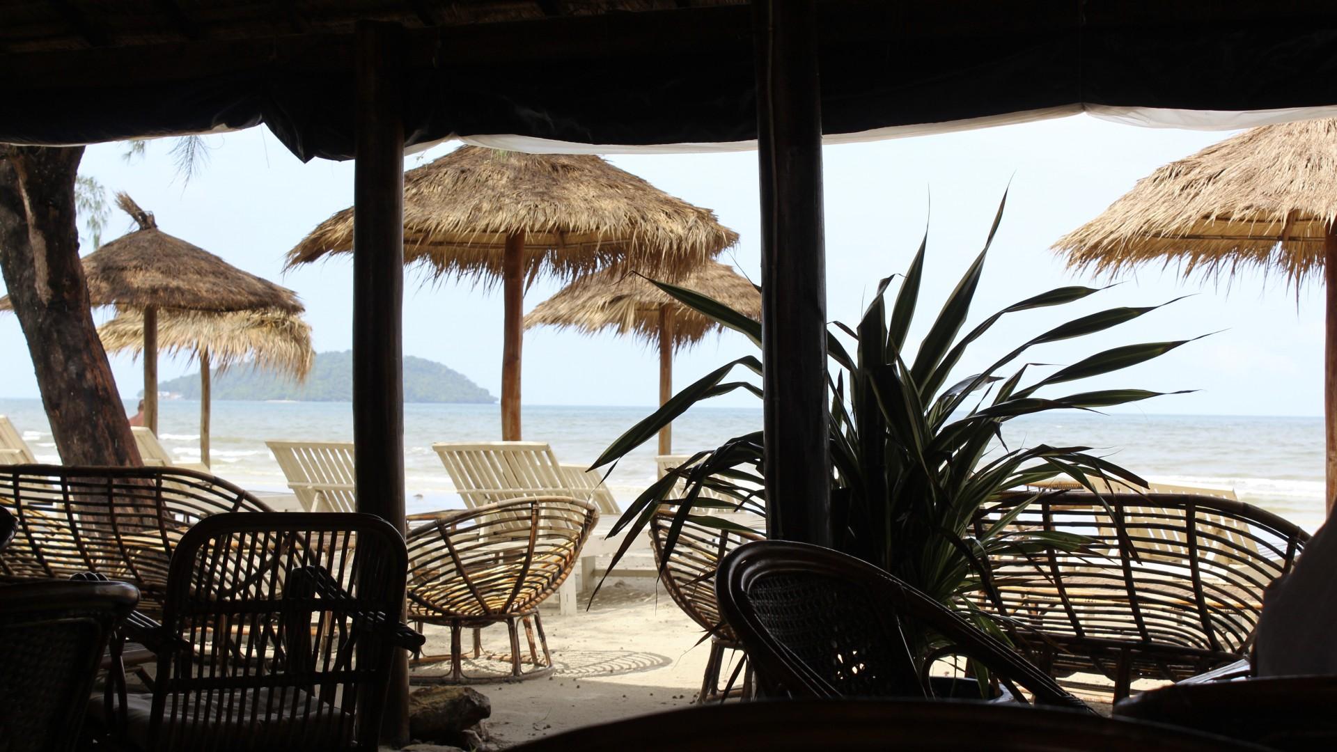 spiagge cambogia - italiani in cambogia