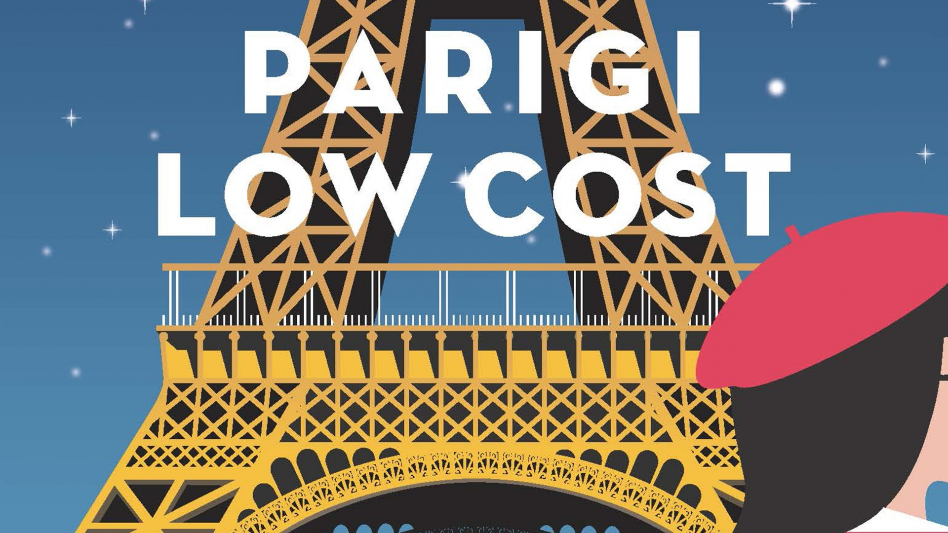 parigi low cost - elena italiani