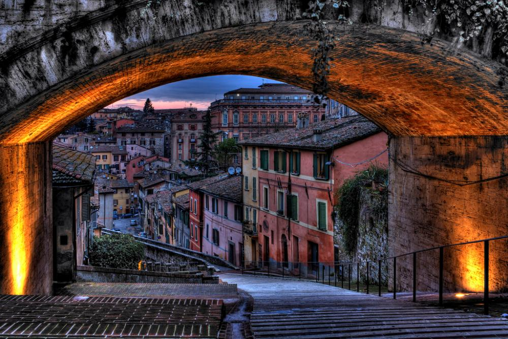 trasferirsi in Umbria
