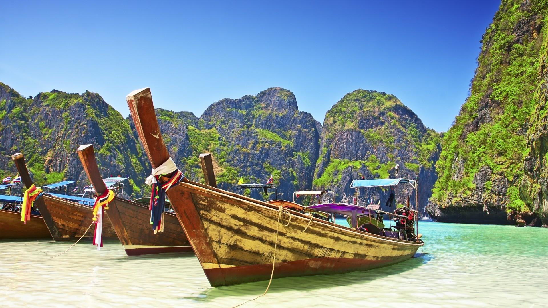 in pensione in Thailandia