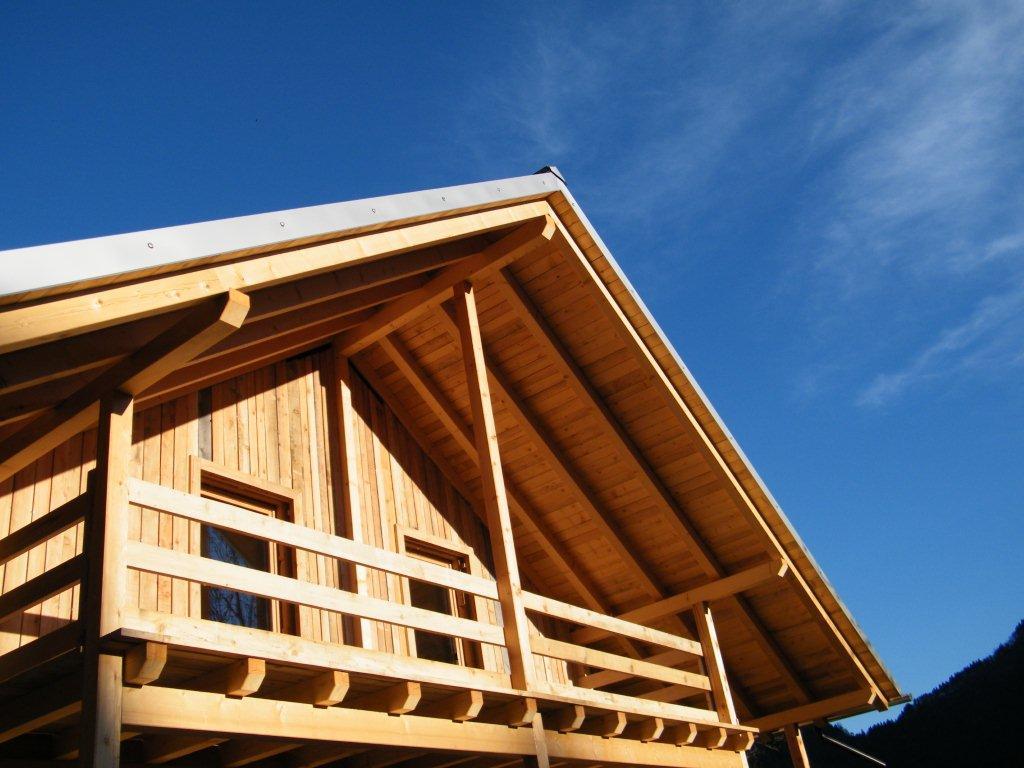il progetto sa di legno