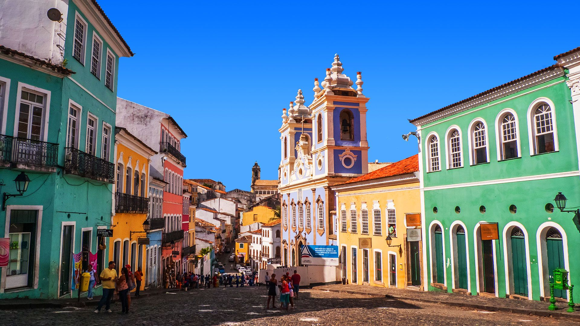 Trasferirsi a Salvador de Bahia