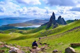 trasferirsi in Scozia
