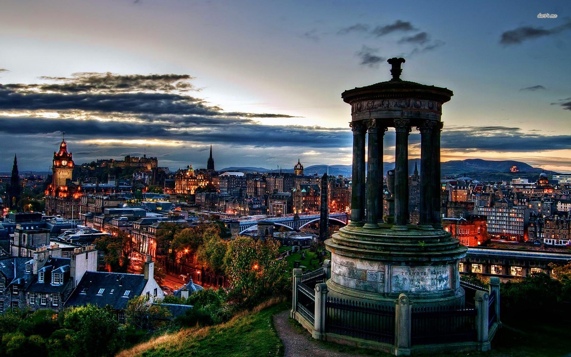 Edimburgo e la storia di Vanessa, ventenne in Scozia