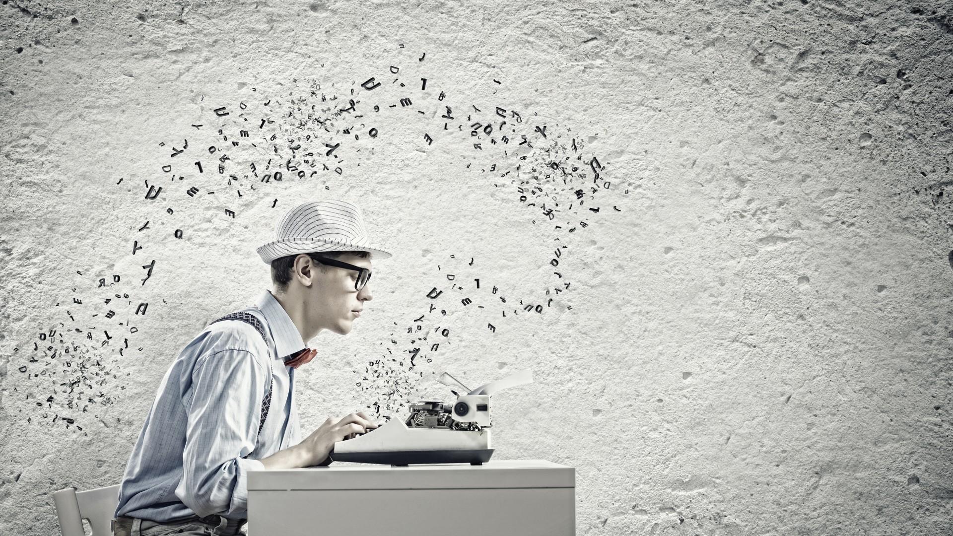 vivere scrivendo