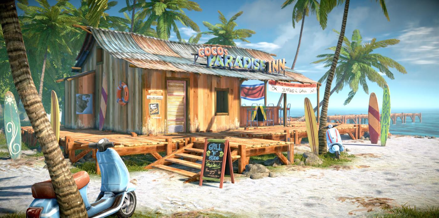 aprire un bar sulla spiaggia