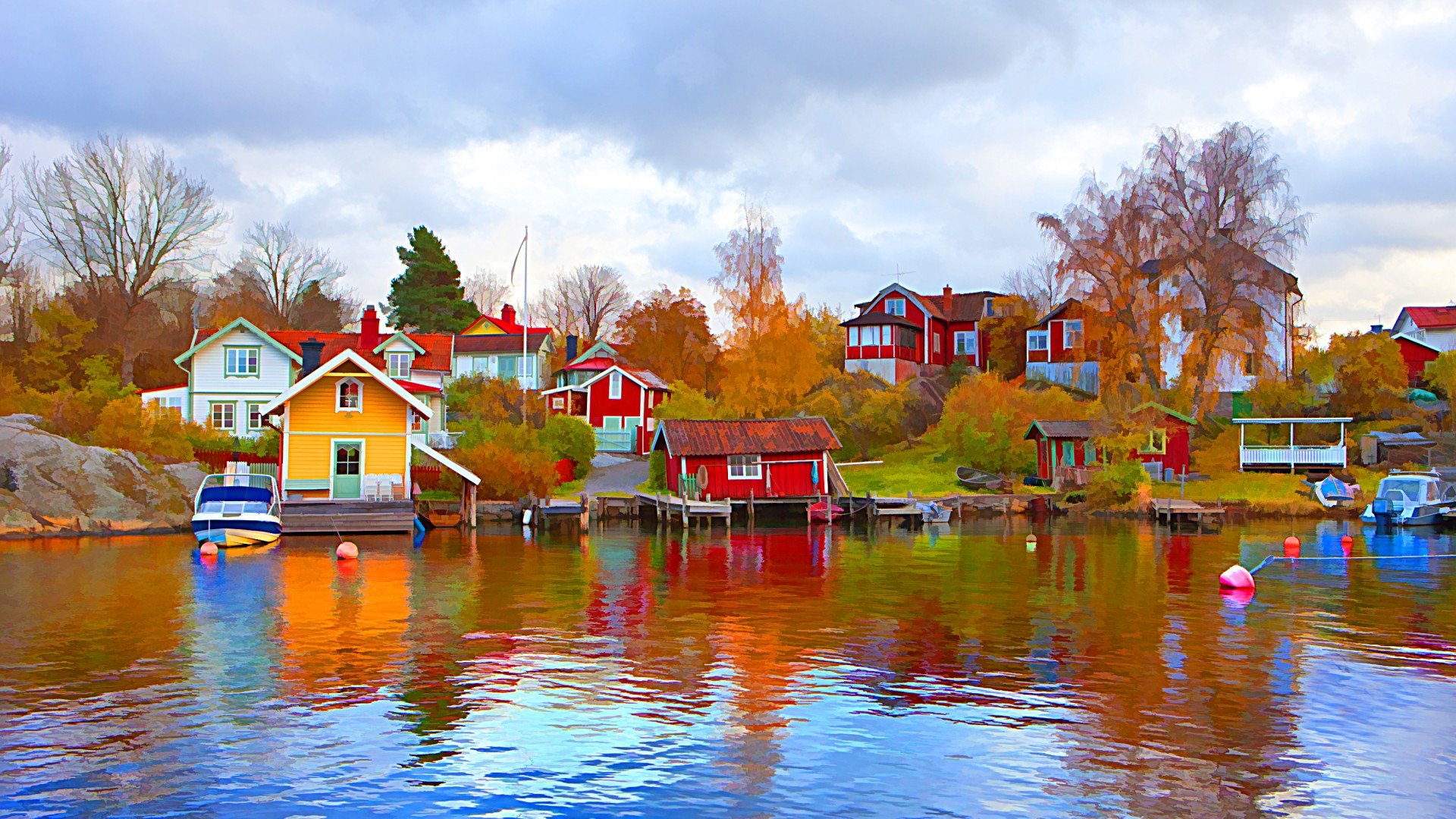 vivere e lavorare in Svezia
