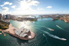 vivere e lavorare a Sydney