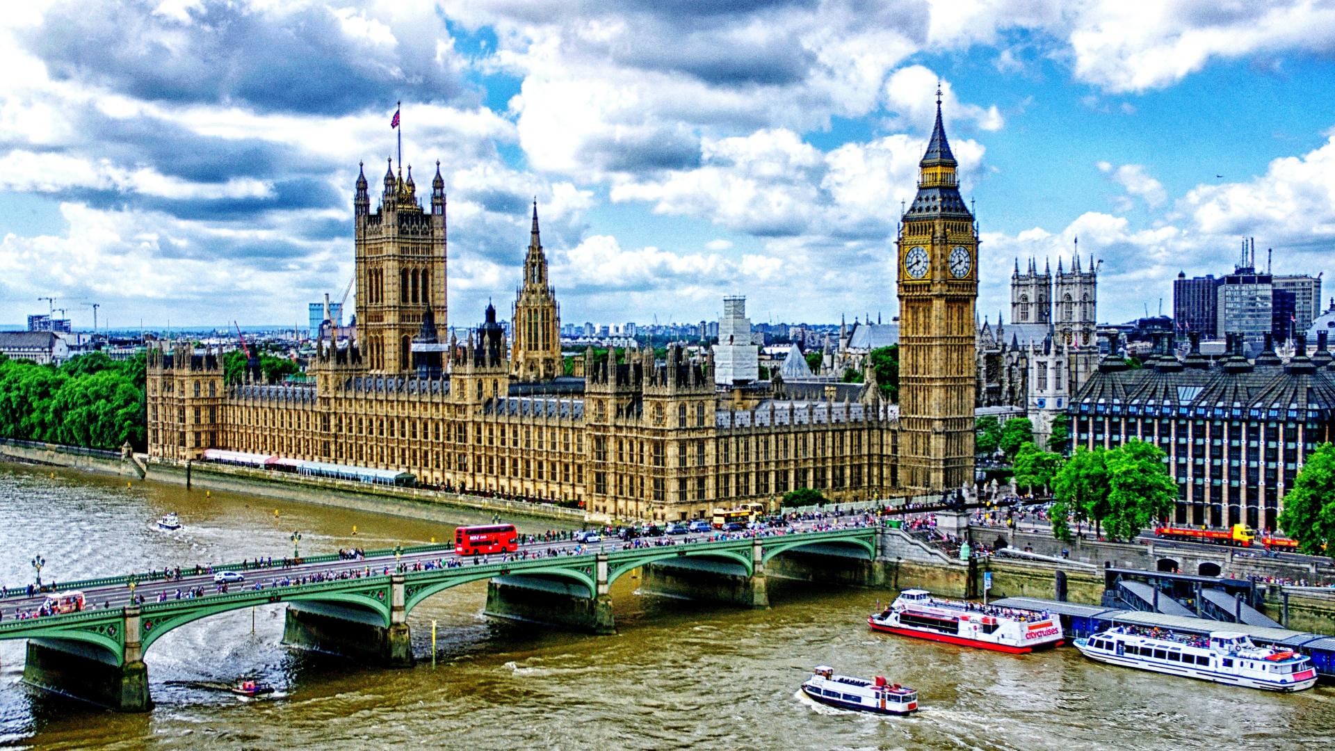 Vivere in centro a Londra
