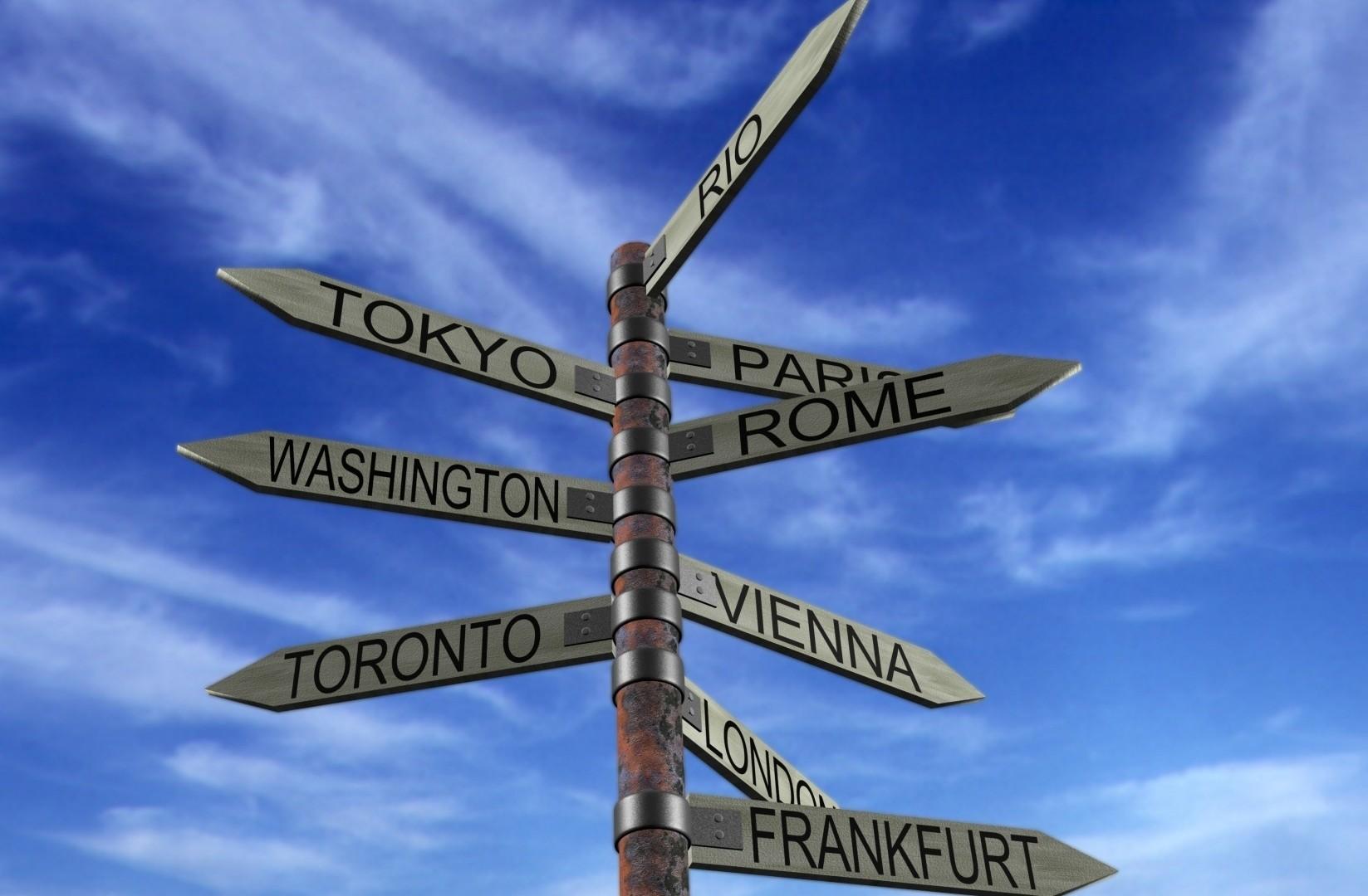 Imparare le lingue per viaggiare