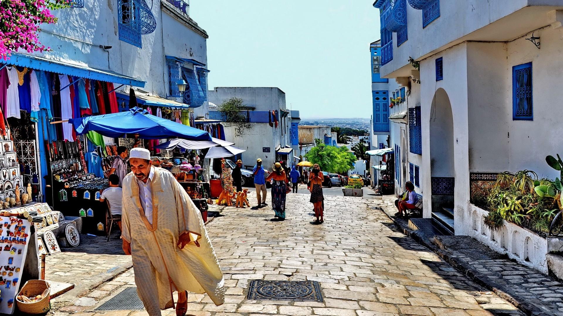 la mia esperienza in tunisia