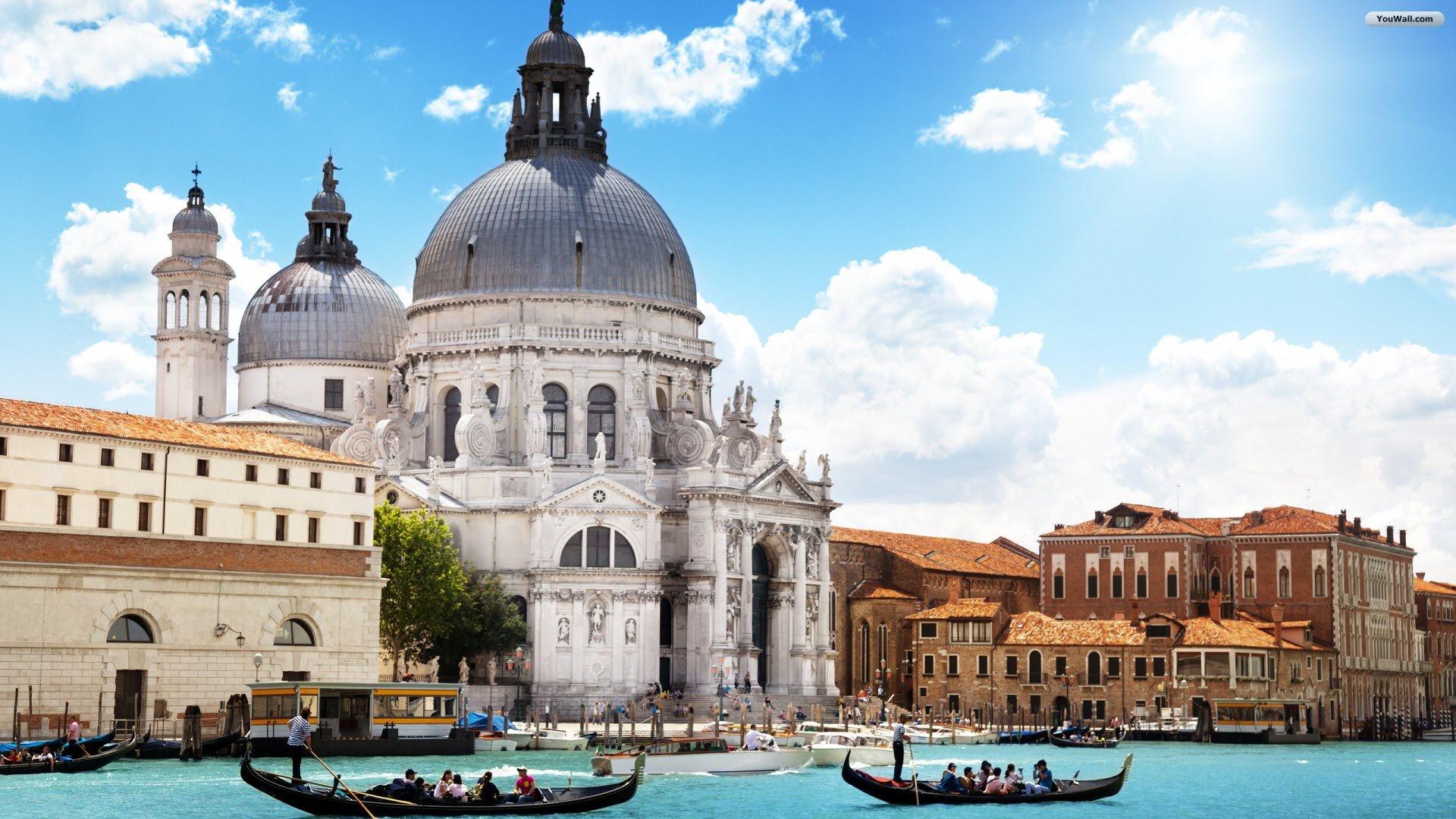 fare la guida turistica a venezia